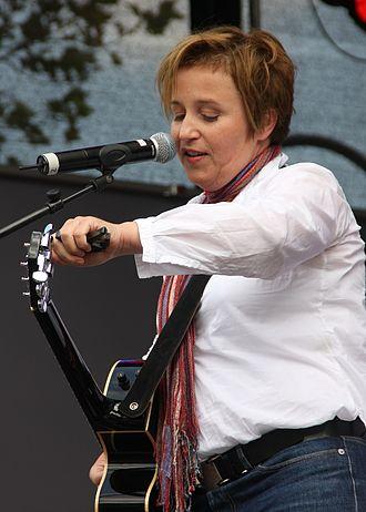 Katharina Franck - Katharina Franck on the Cologne Pride 2009