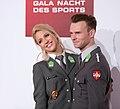 Kathrin Menzinger Vadim Garbuzow Gala Nacht des Sports Österreich 2015.jpg