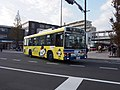 Kawasaki Tsurumi Rinko Bus 1T344 Rintan wrapped ERGA (1st).jpg