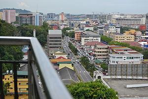 Keindahan Pucak Bukit Bendera Sabah