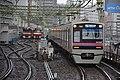 Keisei 3000 series (II) at Shinagawa Station (47983931032).jpg