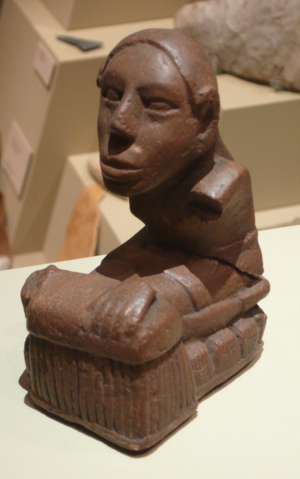 Keller figurine