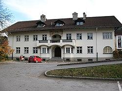 Kematen in Tirol, Herrenhaus ehem. Marsonerhof.jpg