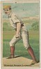 Kennedy, LaCrosse Team, baseball card portrait LCCN2007680719.jpg