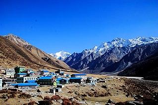 Rasuwa District District in Bagmati Province, Nepal