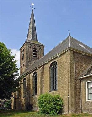 Berkenwoude - De Nederlands Hervormde Kerk van Berkenwoude