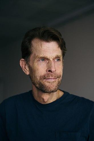 Kevin Conroy - Conroy at the May 2018 MCM London Comic Con