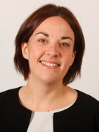 Scottish Parliament election, 2016 - Image: Kezia Dugdale 2016 (cropped)