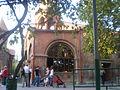 Khachqar in front of St. Zoravar Astvatsatsin church 9152218 22.JPG