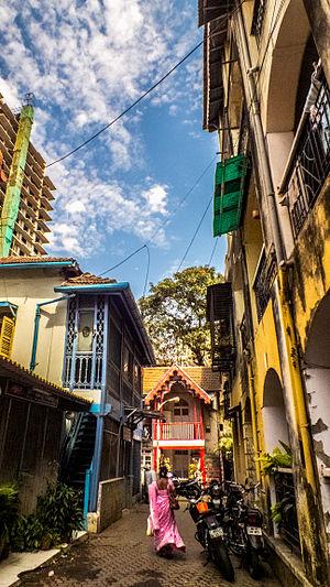 Khotachiwadi - Khotachiwadi Houses and Lanes.
