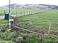 Kilwhipnach Farm entrance near Southend, Kintyre. - geograph.org.uk - 117269.jpg