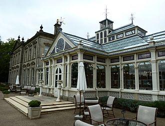 Kilworth House - Kilworth House Orangery