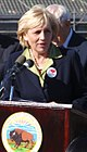 """portrait of Kim Guadagno, first Lieutenant Governor of New Jersey"""