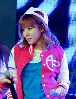 Kim Namjoo on October 31, 2013 01.jpg