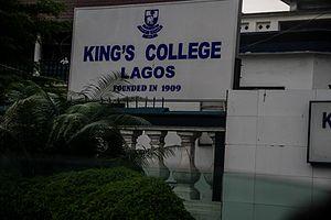 King's College, Lagos - King's College, Lagos