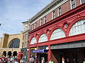 King's Cross Station and Leicester Square Station. Universal Studios Florida.JPG
