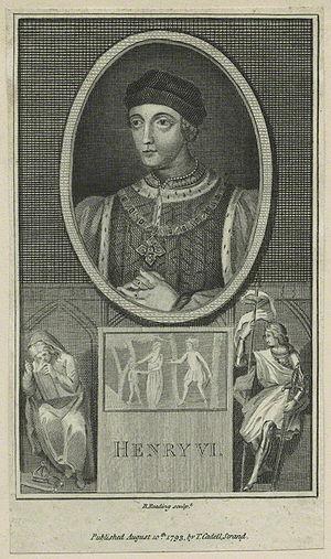 Burnet Reading - Image: King Henry VI by Burnet Reading