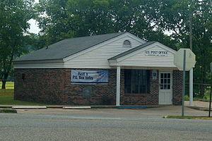 Kingston, Madison County, Arkansas - Kingston Post Office