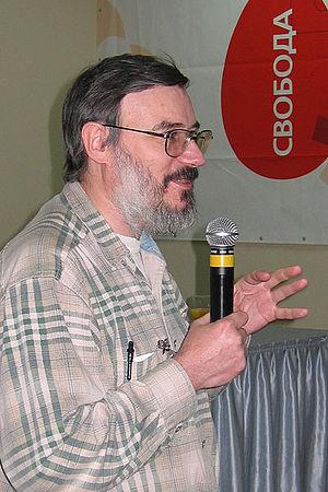 Kirill Eskov - Kirill Eskov, in 2006