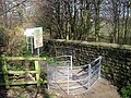 Kissing gate - geograph.org.uk - 1232910.jpg