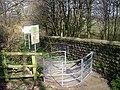 Kissing gate - geograph.org.uk - 1232910.jpg