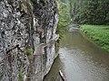 Kláštorská roklina, Slovenský Raj (agost 2012) - panoramio (6).jpg