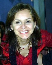 A paulistana Klébi Nori.