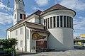 Klagenfurt Kirchengasse 12 Stadtpfarrkirche St Ruprecht SO-Ansicht 29092015 5139.jpg