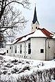 Klagenfurt Viktring Stiftskirche NW-Ansicht 25012010 299.jpg