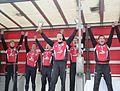 Klaksvíkingur 2012 steypahandan á Norðoyastevnu.jpg