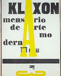 <i>Klaxon</i> (magazine)