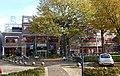 Klein Amerika 20, Bibliotheek Gouda, Vooraanzicht.jpg