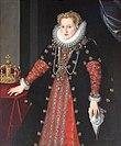 Kober, Martin - Portrait d'Anna d'Autriche, reine de Pologne.JPG