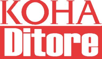 Koha Ditore - Image: Koha Ditore Logo