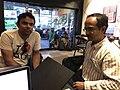 KolMeetAug18-Amitabha Gupta & Rajeeb Dutta 04.jpg