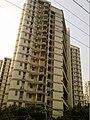 Kolkata 58 - Coral Isle Tower in Greenwood Nook complex (24594184373).jpg
