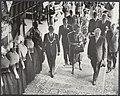 Koning Olav van Noorwegen, koningin Juliana en prins Bernhard wonen in het Kurha, Bestanddeelnr 020-0474.jpg