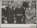 Koninklijk huis, koninginnen, prinsen, ontvangsten, officieren, uniformen, Bernh, Bestanddeelnr 014-1234.jpg