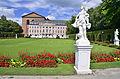 Konstantinbasilika und Kurfürstliches Palais in Trier.JPG