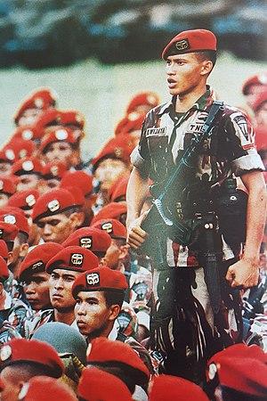 Kopassus - Kopassus commandos