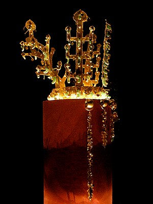 National Museum of Korea - Silla Golden Crown
