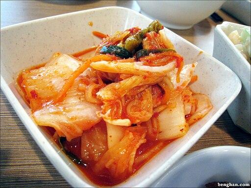 Korean cuisine-Kimchi-01