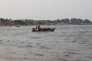 Covelong - Kovalam Beach,Chennai - Mid Sea Diving