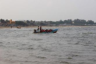 Covelong - Kovalam Beach,Chennai - Mid Sea Diving