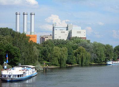 Picture of Heizkraftwerk Charlottenburg