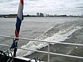 Krimpen aan den IJssel, Stormpolder. Van Brienenoordbrug in background - panoramio.jpg