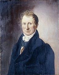 Portrait of Jacob Meyer