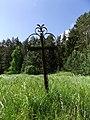 Krzyż koło wsi Orzechowo - panoramio.jpg