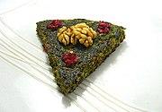 Kuku Sabzi (Iranian food)