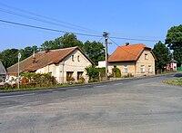 Kunčice, houses.jpg